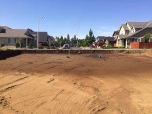new home excavation contractor vancouver wa